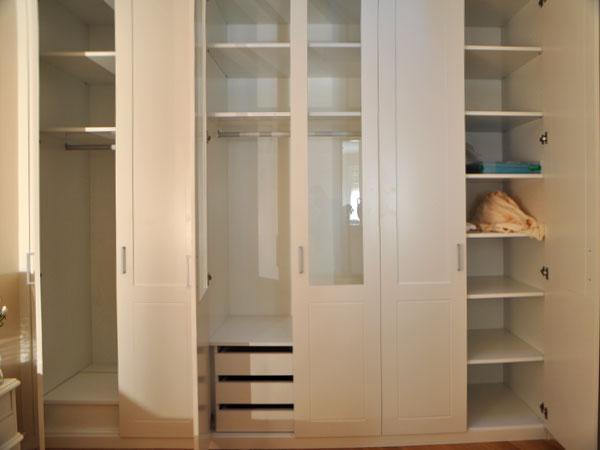 Catalogo de armarios empotrado en navarra carpinter a - Imagenes de armarios empotrados ...