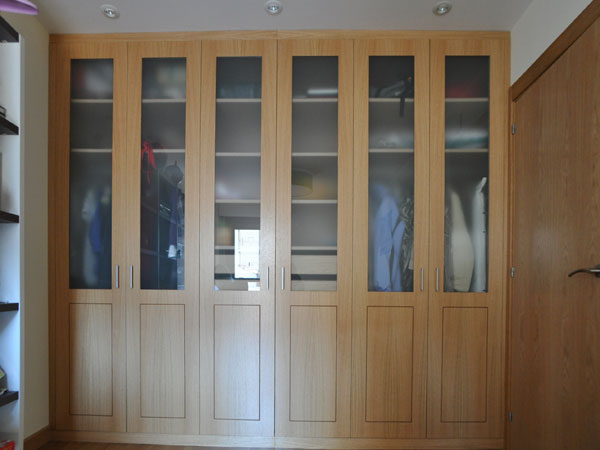 Catalogo de armarios empotrado en Navarra | Carpintería Amadoz en ...